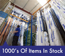 1000's Of Items In stock